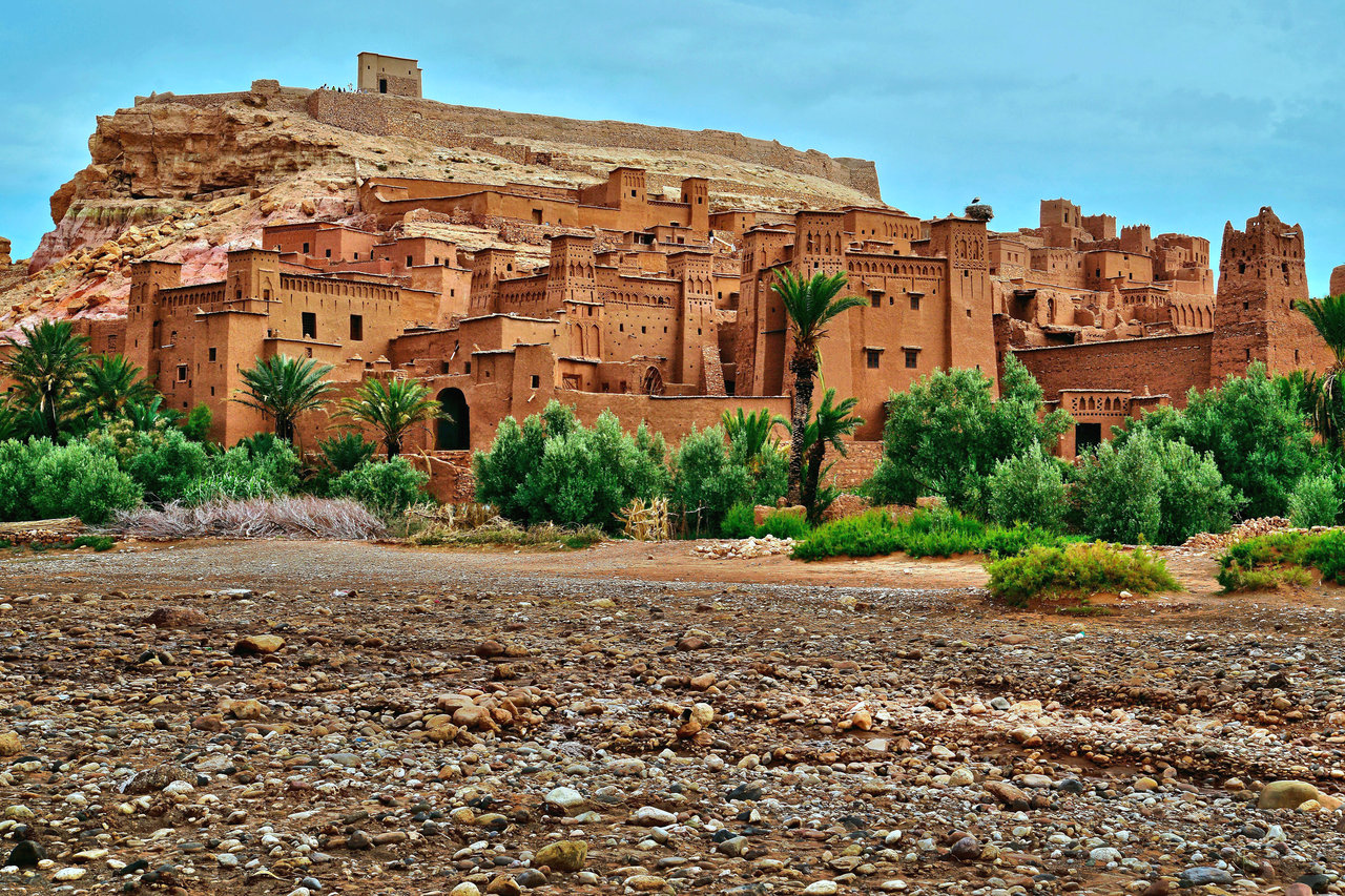 Ait Ben Haddou Day Trip Atlas Mountain Trekking Sahara