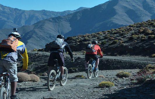 MT Biking