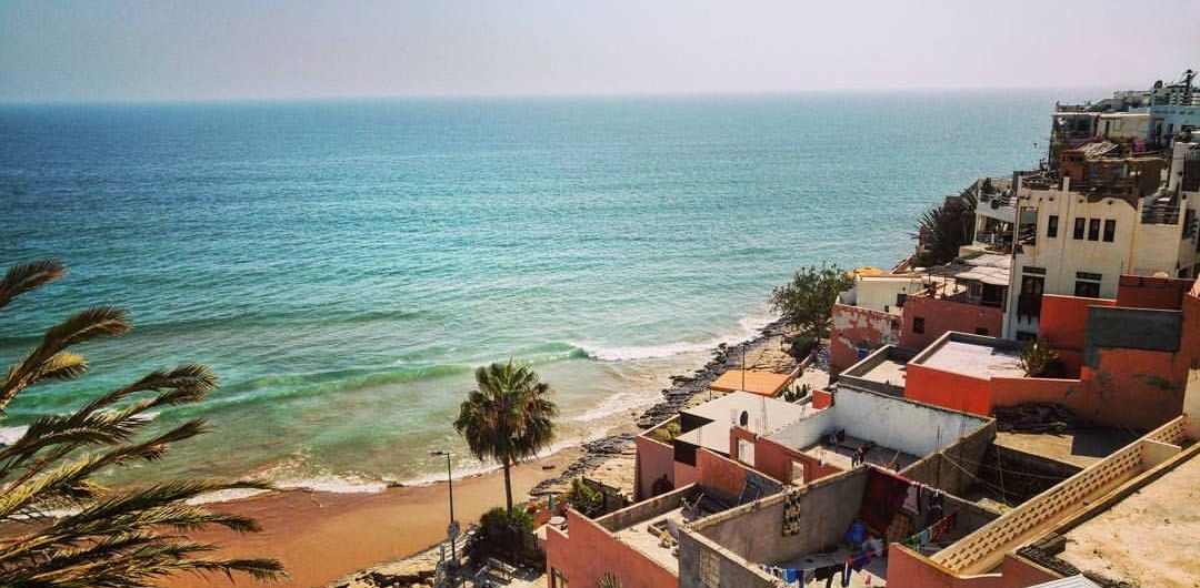 Taghazout is one of the famous attractive surf sport