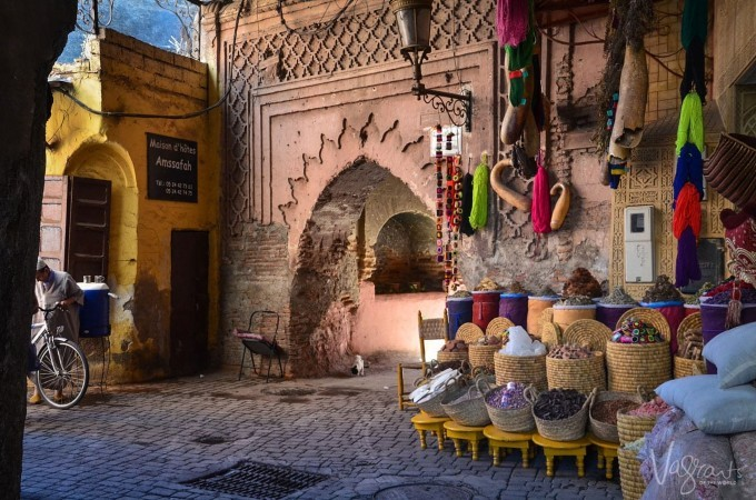 Ancient medina must not miss places to see in Marrakech