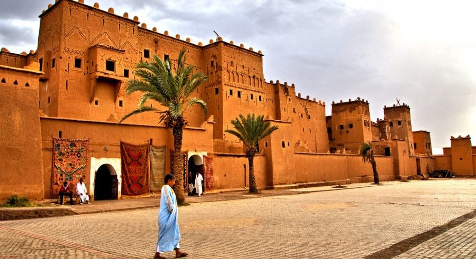 Ouarzazate, to the rhythm oft he South