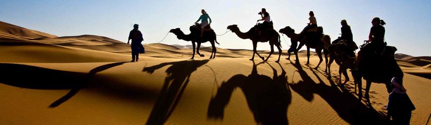 Sahara desert a paradise of outdoor activities